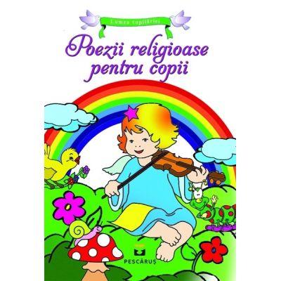 Poezii religioase pentru copii