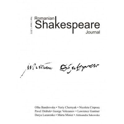 Romanian Shakespeare Journal no. 1
