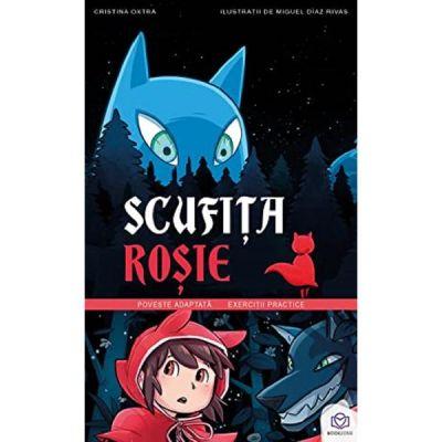 Scufita Rosie - Cristina Oxtra, Miguel Diaz Rivas