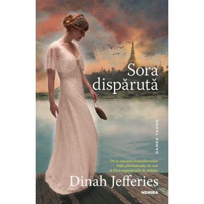 Sora disparuta - Dinah Jefferies