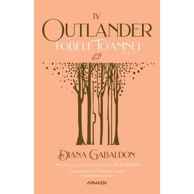 Tobele toamnei vol. 2 (Seria Outlander, partea a IV-a, ed. 2021) - Diana Gabaldon