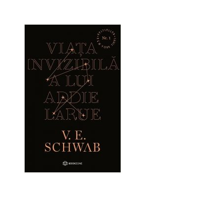 Viata invizibila a lui Addie LaRue - V. E. Schwab
