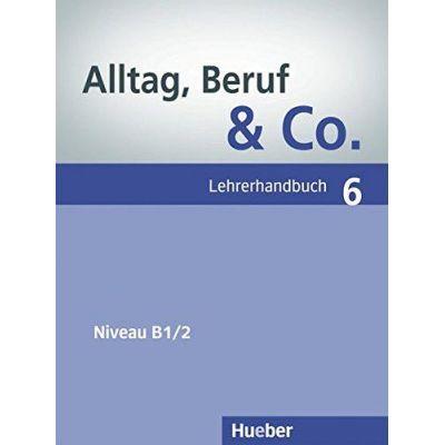 Alltag, Beruf & Co. 6, Lehrerhandbuch - Norbert Becker
