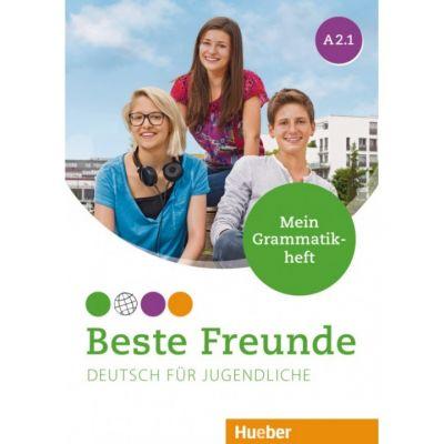 Beste Freunde A2-/1 Deutsch fur Jugendliche Mein Grammatikheft - Anja Schumann
