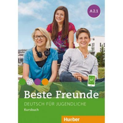 Beste Freunde A2-1, Kursbuch - Christiane Seuthe, Manuela Georgiakaki, Elisabeth Graf-Riemann, Anja Schümann