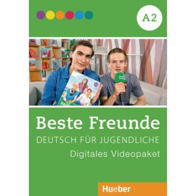 Beste Freunde A2 Digitales Videopaket - Sonke Andresen