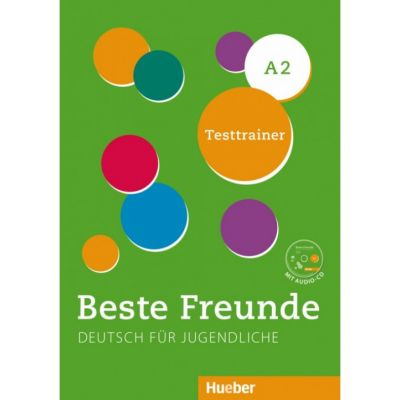 Beste Freunde A2 Testtrainer mit Audio-CD - Dagmar Giersberg