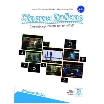 Cinema italiano. Redux (libro + 2 DVD)/Cinema italian. Redux (carte + 2 DVD) - Alessandro De Giuli, Ciro Massimo Naddeo