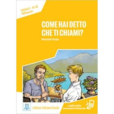 Come hai detto che ti chiami? (libro + audio online)/Cum ai spus ca te cheama? (carte + audio online) - Saro Marretta
