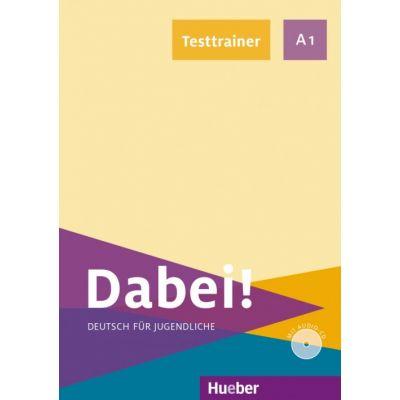 Dabei! A1 Testtrainer mit Audio-CD - Gabriele Kopp, Josef Alberti