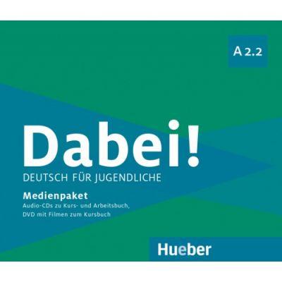 Dabei! A2. 2 Medienpaket - Gabriele Kopp, Josef Alberti, Siegfried Buttner