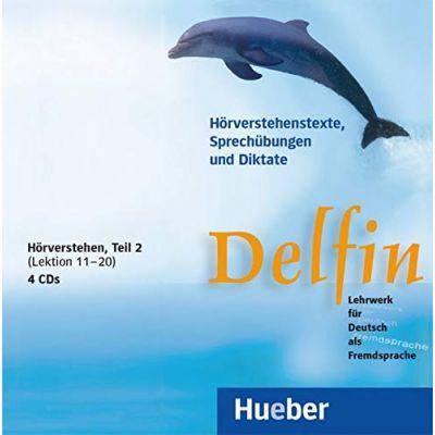 Delfin, 4 CDs, Horverstehen Teil 2 - Jutta Muller