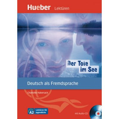 Der Tote im See, Leseheft + CD - Charlotte Habersack