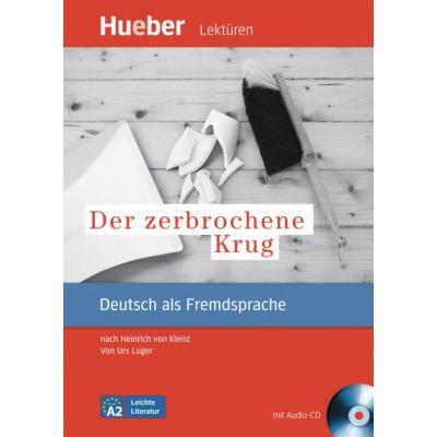 Der zerbrochene Krug, Leseheft + CD - Urs Luger