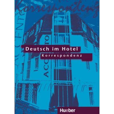 Deutsch im Hotel, Korrespondenz, Lehrbuch - Paola Barberis