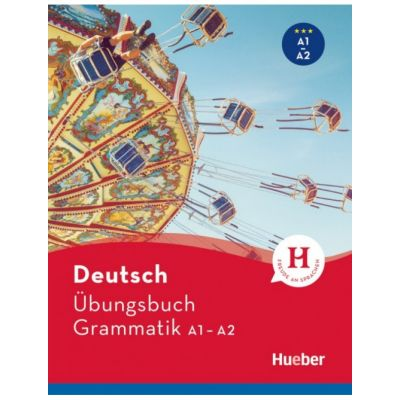 Deutsch Ubungsbuch Grammatik A1-A2 Buch - Sabine Dinsel, Lukas Mayrhofer