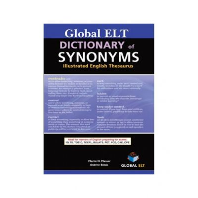 Dictionary of Synonyms - Martin H. Manser, Andrew Betsis