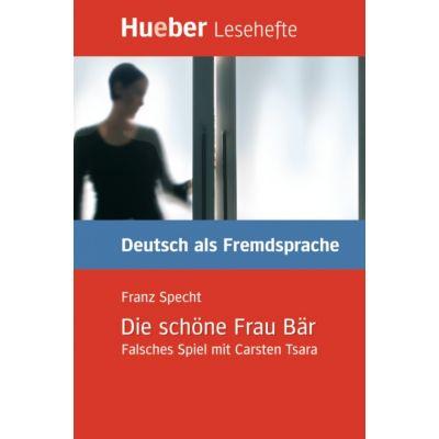 Die schone Frau Bar, Leseheft - Franz Specht