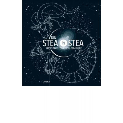 Din stea in stea. Uneste punctele si descopera constelatiile - Gareth Moore