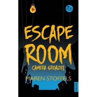 Escape room. Camera groazei - Maren Stoffels