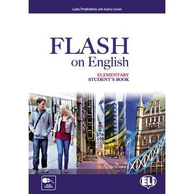 Flash on English. Elementary - Student's Book - Luke Prodromou