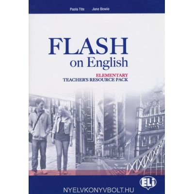 Flash on English. Elementary - Teacher's Pack + class audio CDs + DVD-ROM - Paola Tite