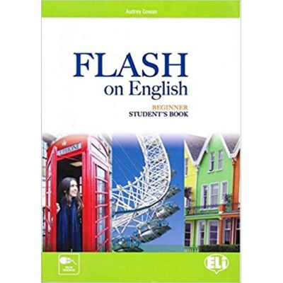 Flash on English. Beginner level - Student's Book - Luke Prodromou