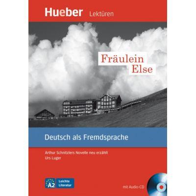 Fraulein Else, Leseheft + CD - Urs Luger