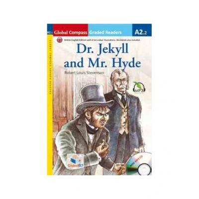 Graded Reader Dr. Jeckyl and Mr Hyde with mp3 CD Level A2. 2 British English. Retold - Robert Louis Stevenson