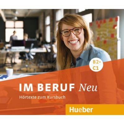 Im Beruf NEU B2+-C1 3 Audio-CDs - Sabine Schluter