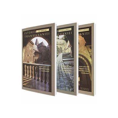 Istoria Transilvaniei, 3 volume - Ioan-Aurel Pop, Thomas Nagler, Magyari Andres