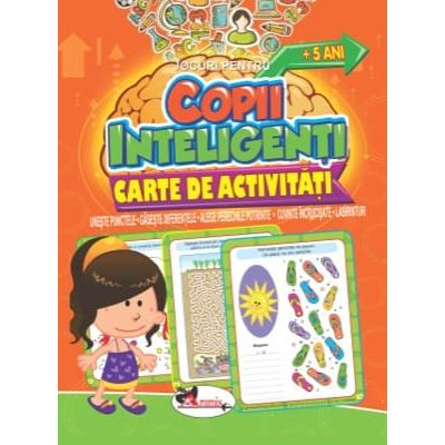 Jocuri pentru copii inteligenti, +5 ani