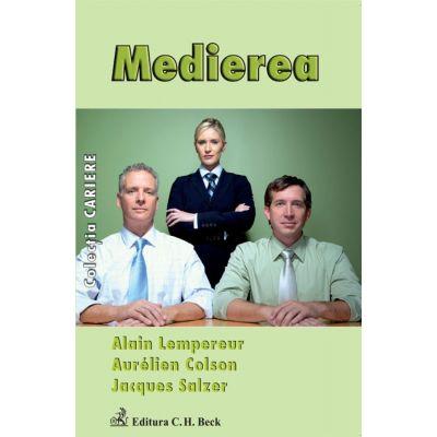 Medierea - Alain Lempereur, Aurelien Colson, Jacques Salzer