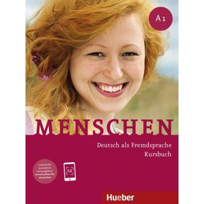 Menschen A1 Kursbuch - Sandra Evans, Angela Pude, Franz Specht