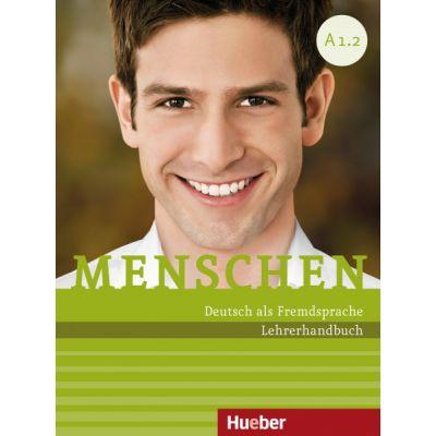 Menschen A1. 2 Lehrerhandbuch - Susanne Kalender, Angela Pude