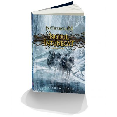 Nethergrim. Nodul intunecat - cartea a treia - Matthew Jobin