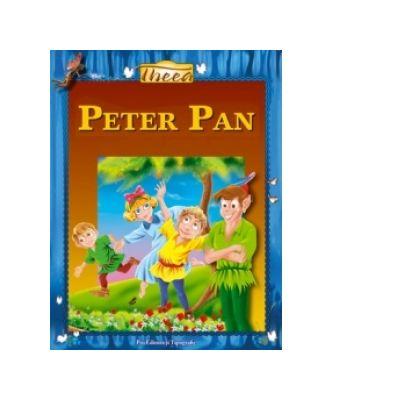 Peter Pan. Editie bilingva romana-engleza - Arpita Barua