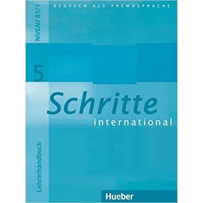 Schritte international 5, Lehrerhandbuch - Daniela Niebisch