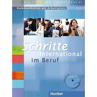 Schritte international im Beruf, Kommunikation am Arbeitsplatz + CD - Gloria Bosch
