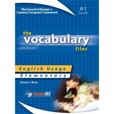 Vocabulary Files A1 Teacher's book - Andrew Betsis, Lawrence Mamas