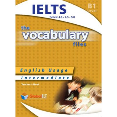 Vocabulary Files B1 IELTS Teacher's book - Andrew Betsis, Lawrence Mamas
