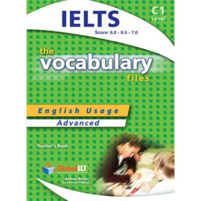 Vocabulary Files C1 IELTS Teacher's book - Andrew Betsis, Lawrence Mamas