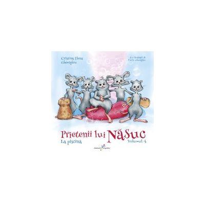 Prietenii lui Nasuc. Vol. 4. La piscina - Cristina Elena Gheorghiu