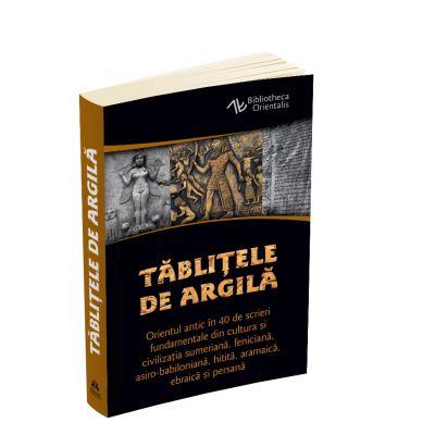 Tablitele de argila - Constantin Daniel