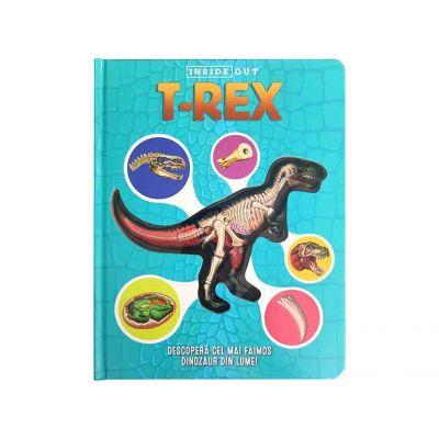 T-REX – model 3D