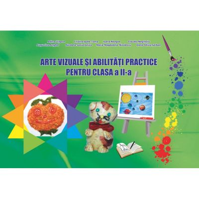 Arte vizuale si abilitati practice, Clasa a II-a